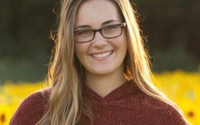 Abigail Beck   2020 Indiana 4‑H Accomplishment Scholarship Biography