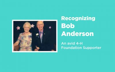 Donor Feature | Bob and Maurine Anderson
