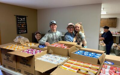Whitley County Junior Leaders Secure Grant to Help Feed Families