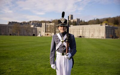 From 4-H to West Point, Scholarship Winner Takes Life Lessons