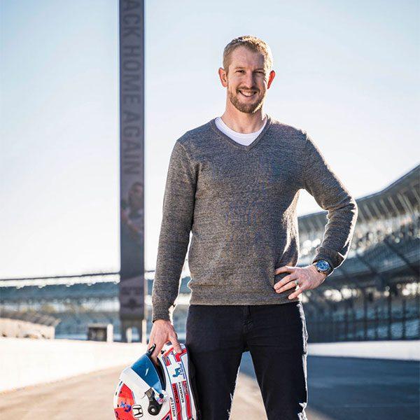 Charlie Kimball, IndyCar Driver & 4‑H Alumnus